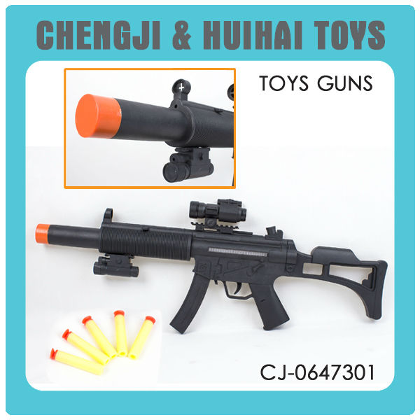 Imitate toys plastic electric airsoft gun with gunfire,light and vibration