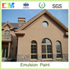 Economic and low cost waterproofing water based acrylic emulsion coating for interior and exterior wall paint