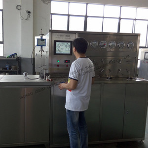 Herbal Essential Oil Closed Loop Extractor / Supercritical Fluid Co2 Extraction Machines