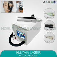 CE approved high power 3 years warranty q switch yag laser Health & Beauty device / Q-switch Nd:yag Laser Beauty Equipment