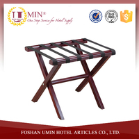 solid wood suitcase luggage rack for bedroom - Luggage Racks For Bedrooms
