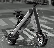 Best selling products foldable electric vehicle two wheel adult electric scooter for wholesale