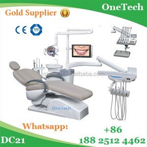 6 hole dental operation surgical light laboratory use clinical dental chair unit / equipment DC21