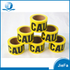 Custom Printed PE Warning Tape, Non Adhesive Tape, Barrier Tape