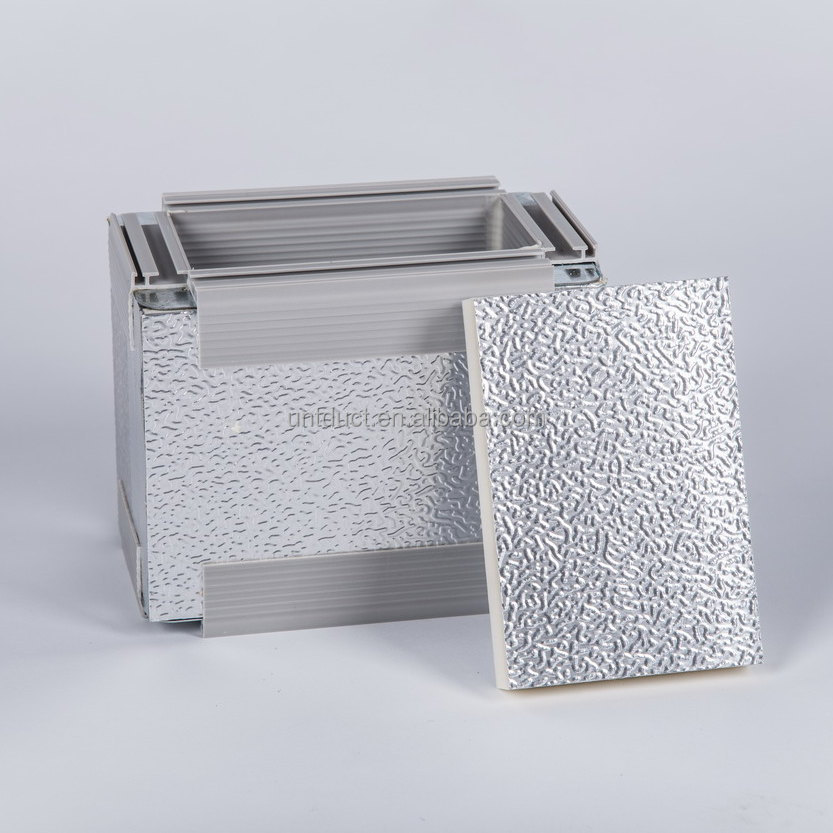 UNTDuct Polyisocyanurate (PIR) Foam Pre-insulated HVAC Duct for Air Ventilation