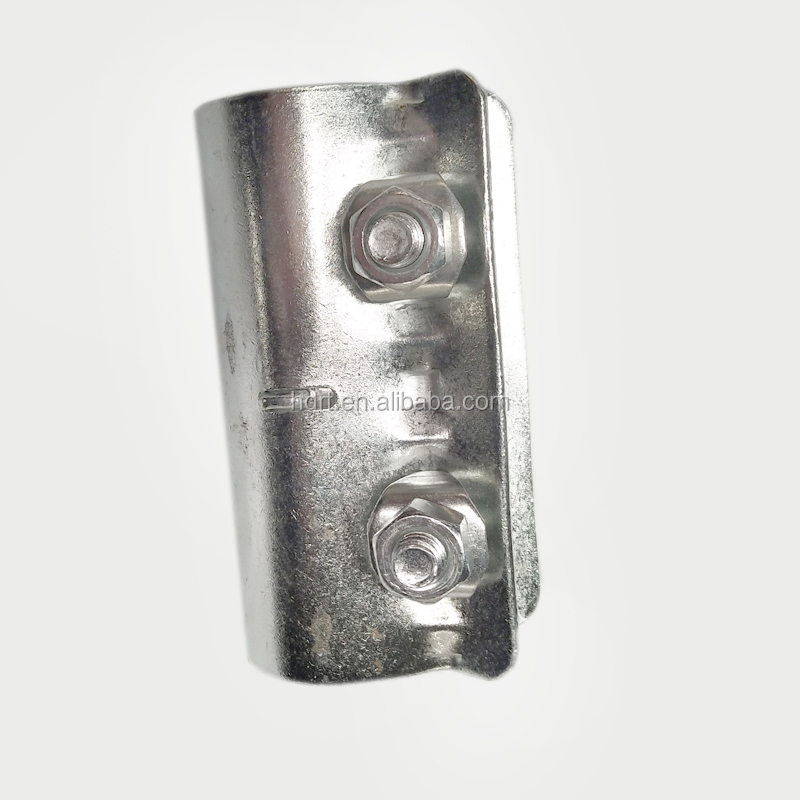 British scaffolding EN74/ BS1139 Pressed Sleeve coupler