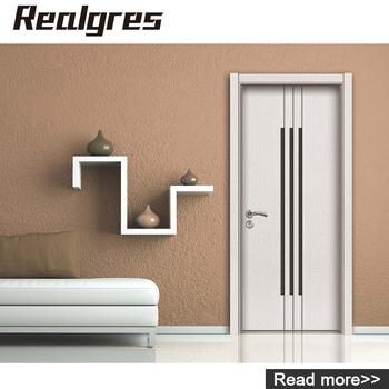 Ds 7001 Wood Glass Bedroom Steel Security Simple Door Buy Simple