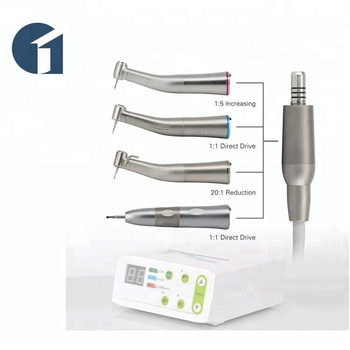 Dental Handpiece For Dental Electrical Motor