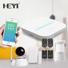 Home Guardian Wireless Intelligent Dual Network PSTN Wifi Smart Security Alarm System