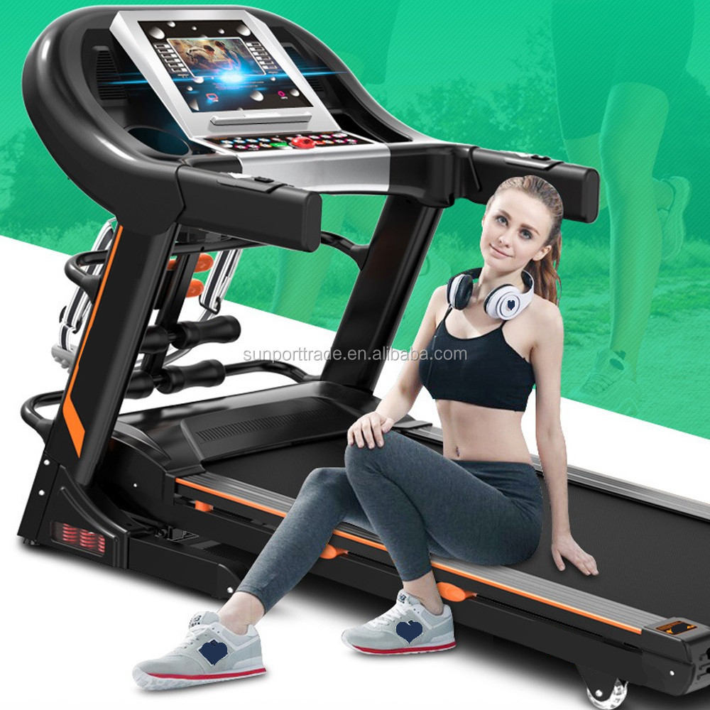 Sunport treadmill fitness equipment factory hot sale wholesale sports goods
