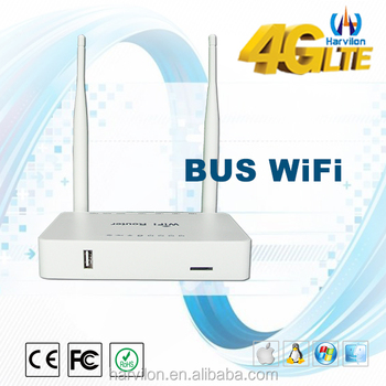 best bus wifi router 4g lte openwrt router with sim card. Black Bedroom Furniture Sets. Home Design Ideas