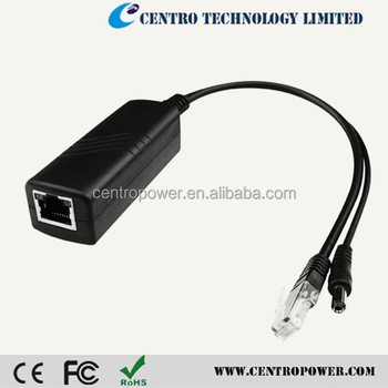 Wholesale Poe Injector Ip Camera Cable Poe Adapter Kit 12v Poe Splitter -  Buy Poe Splitter 5v,24v Poe Splitter,Outdoor Cable Splitter Product on