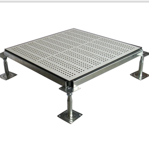 Perforated panels Steel Raised Access Floor for Data center Cooling Solution