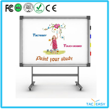Smart Interactive whiteboard witn pens pointer, finger touch whiteboard, smart whiteboard