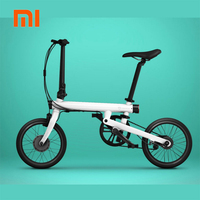 Christmas gift Xiaomi elec bikes folding,best electric folding powered bicycle for sale CHINA HOT SALE