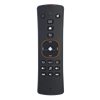 Smart 2.4G hz remote controller with air mouse,fly air mouse wireless remote control with qwerty keyboard --shenzhen Anycon