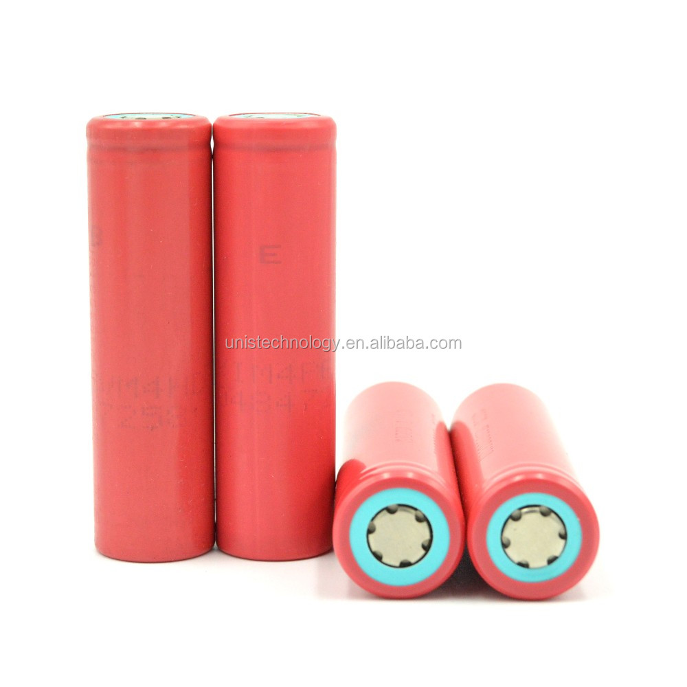 100% Authentic rechargeable battery Sanyo UR 18650 FM 2600mAh UR18650 2600mAh sanyo 18650 rechargable battery