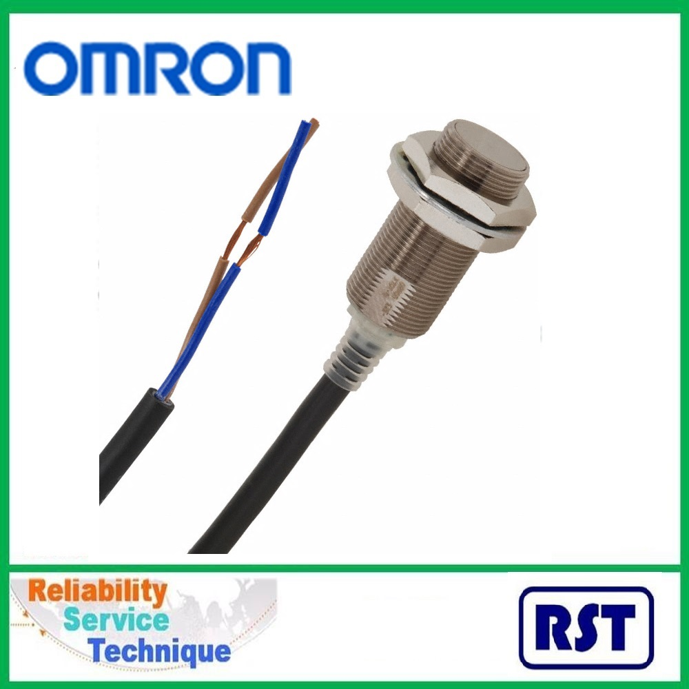 E2E-X5Y1 Cylindrical NO operation mode omron proximity sensor