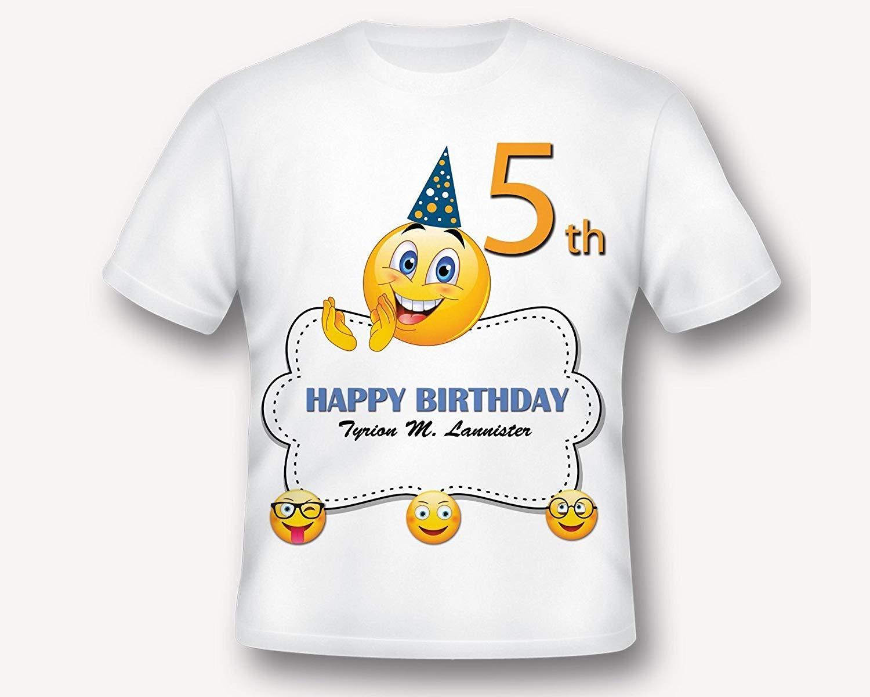 Emoji Birthday Shirt, Emoji Birthday Party, Emoji Birthday, Custom Emoji Shirt, Emoji Birthday Party, Emoji Birthday T-Shirt, Emoji Tee Shirt, Printed Emoji Shirt, Birthday Shirt, Emoji Custom Shirt