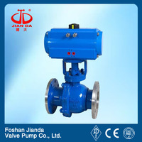 PN10 ball valve symbol ASTM