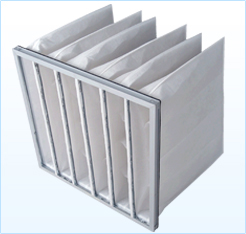 High Temperature Resistance Purify Dust Bag Filter