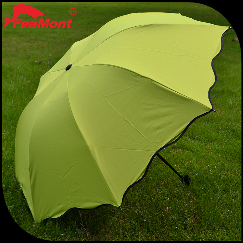 Top Quality Bestselling Folding Umbrella With Case,waiting for the rain the life is an umbrella