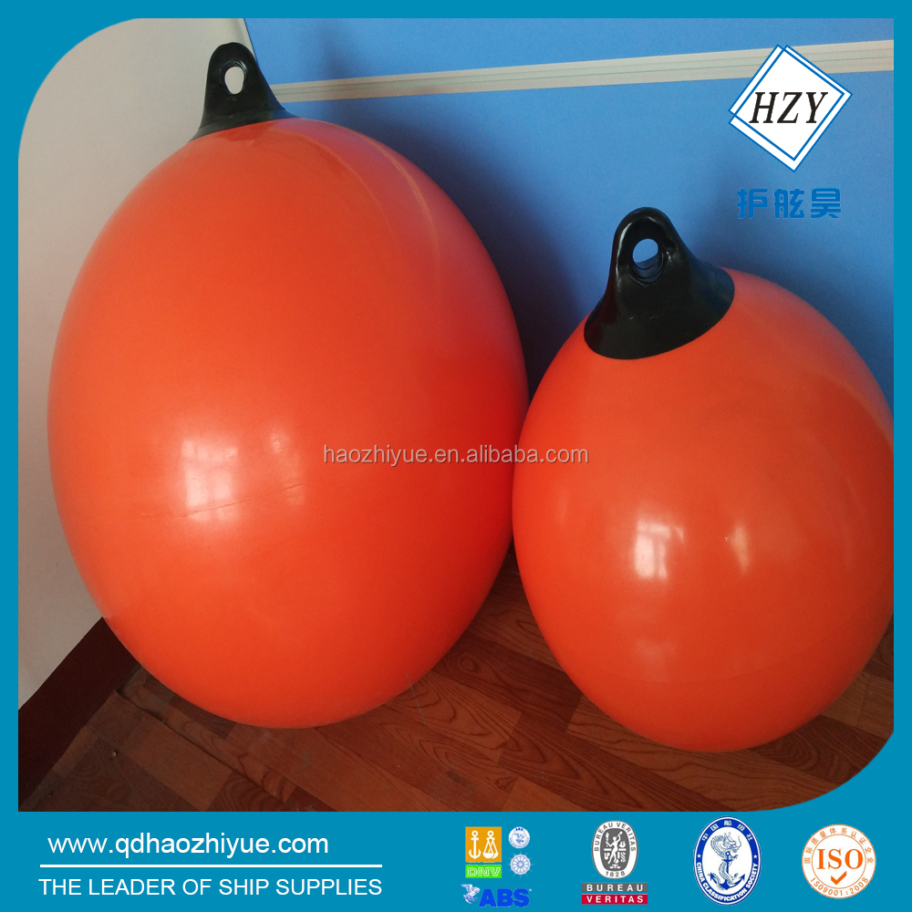 PVC inflatable marine buoys for boat and yacht