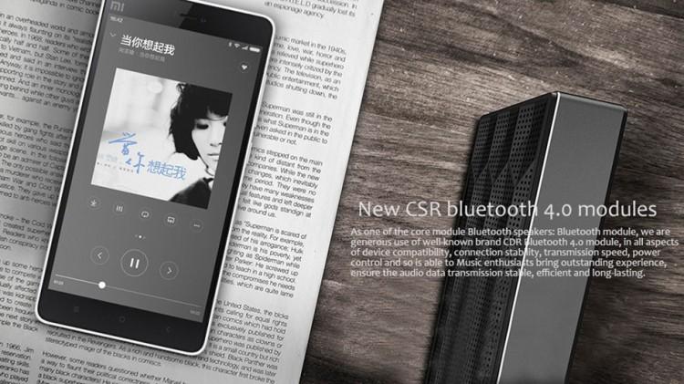 100%original Xiaomi Mi Bluetooth 4 1 Speaker Cannon 2 Steel Gun Music  Player For Phone Pc - Buy Xiaomi Bluetooth Speaker,Xiaomi Mi 4 1  Speaker,Xiaomi