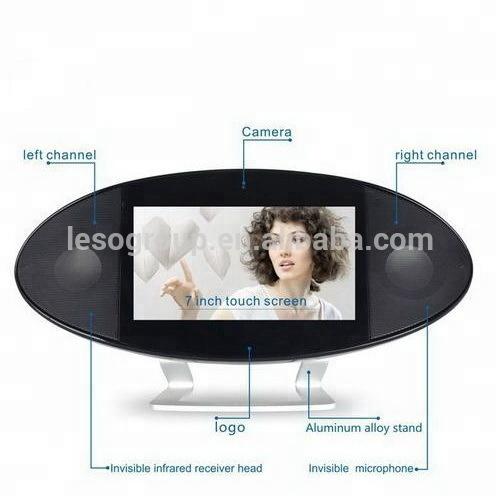 Radio Internet dengan WiFi, Bt, 1 GB RAM, 8 GB ROM, Kualitas Pembicara Sistem HiFi