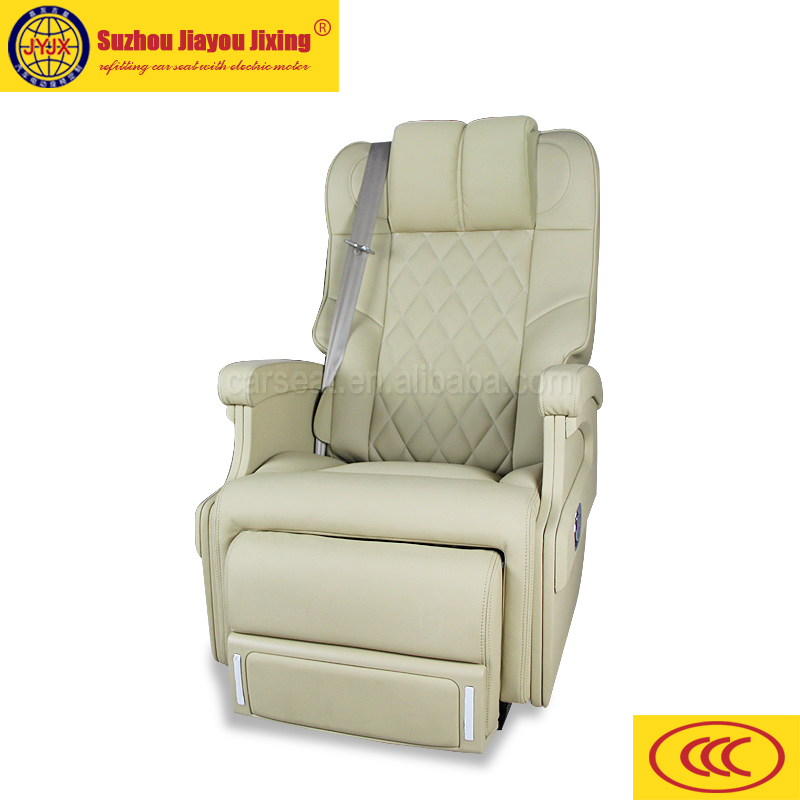 Customized Single Electric auto seat Luxury car seat for MPV JYJX-003-C