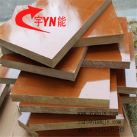 high quality factory price high mechanical application 3025 phenolic cotton cloth insulation laminate sheet