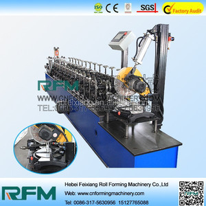 Drawer Slides Roll Forming Machine