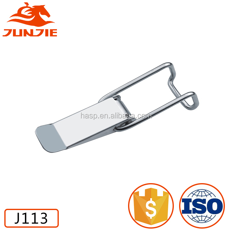 Jiedeli-J113C industrial clamp latch stainless <strong>steel</strong>