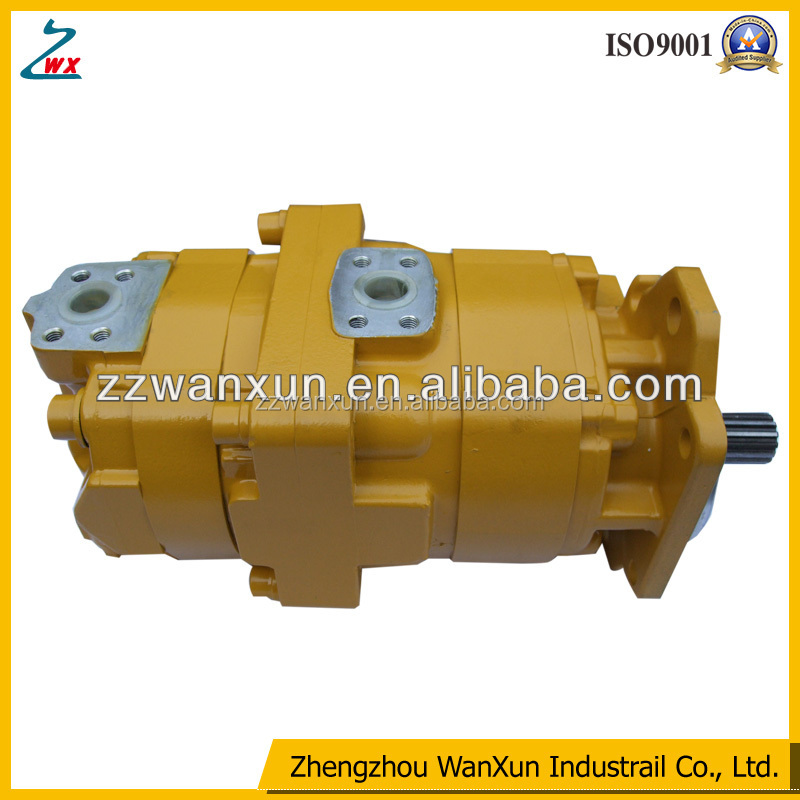 Famous & hot sales Hydraulic gear pump manufacture-705-51-20430 of WA180