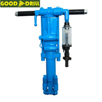 Powerful Y26 pneumatic hand held rock drill /portable jack hammer/pneumatic rock drill machine