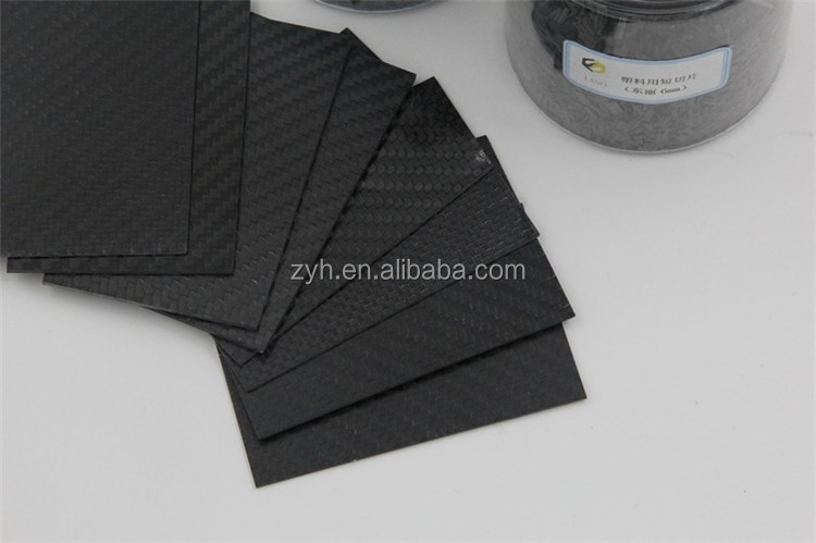 ZYH 100% carbon fiber sheet ,toray carbon material carbon fiber sheet/plate with competitive price