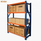 4-6 layers easy install metal shelving racks and storage shelves