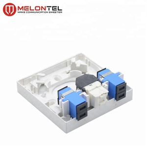 MT-1043 8686 outlet FTTH 3m wall outlet