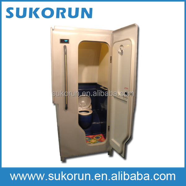 Movable Bus Washing Room,Bus Accessories,Coach Toilet