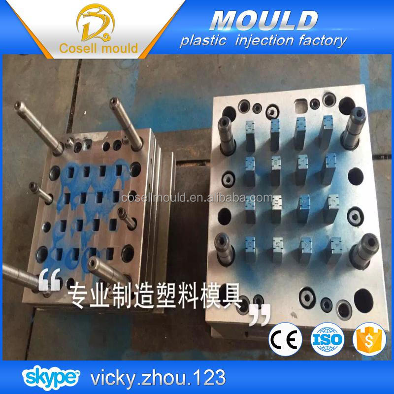 plastic mold maker for make up parts