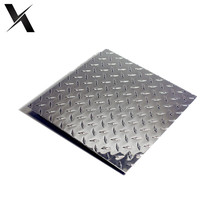 201 304 Thickness stainless checkered steel plate