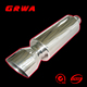 Stainless steel cnc exhaust muffler for car