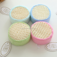 Hot-sale natural shower sisal body sponge sisal bath puff