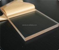 Transparent acrylic sheet cast acrylic for laser cutting