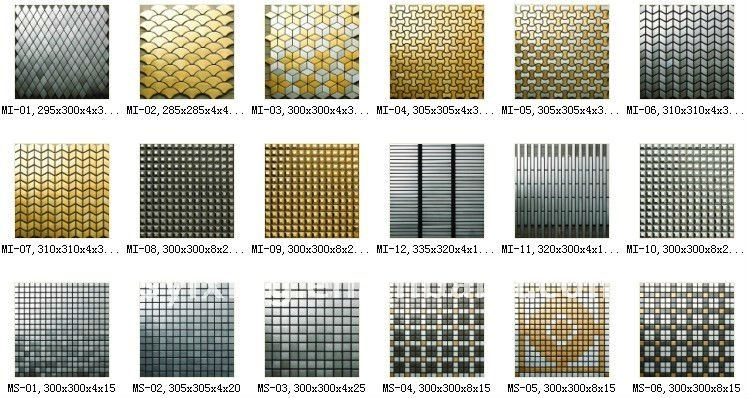 Decorative Metal Wall Tiles.Classic Mosaic Tile Metal Copper Mosaic Tiles For Background Wall Floor Decoration Yx Ms11 Buy Classic Mosaic Tile Metal Copper Mosaic Tiles Classic