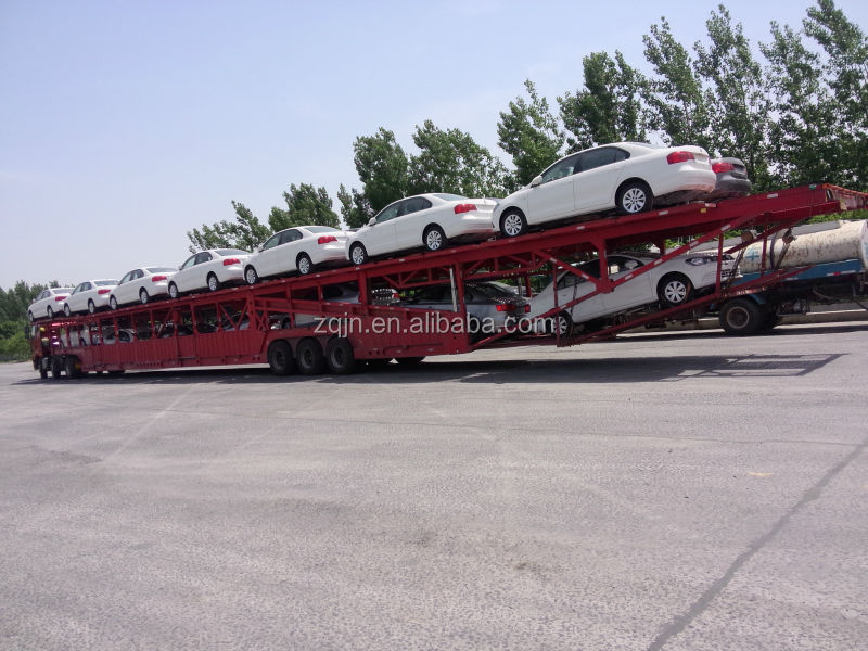 China Manufacturer Car Carrier Trailer Car Towing Trailer For Sale ...
