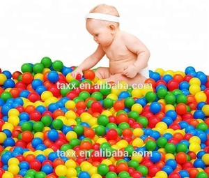 PLASTIC OCEAN BALL,PU PITS BALL FOR KID'S,Inflatable Bouncer House Ball PLAY