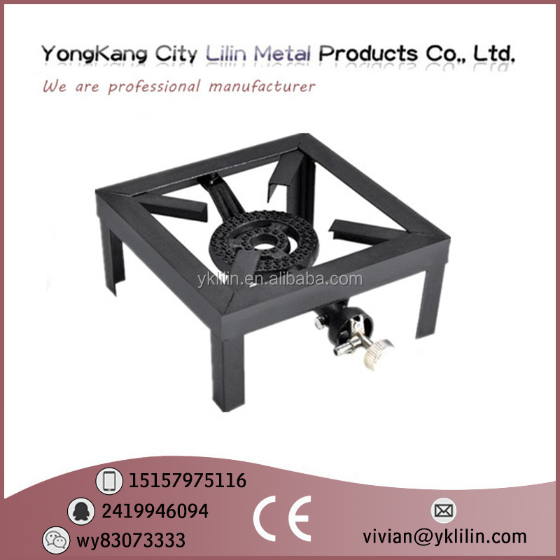 The Yongkang hot selling cast iron pan cooking stove butane <strong>gas</strong>