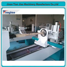 multifunction automatic wood copy lathe machine with spindle