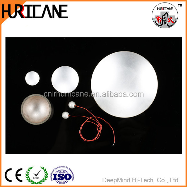 HIFU Piezoelectric Sensor Ultrasonic Piezo Ceramic Disk for beauty application